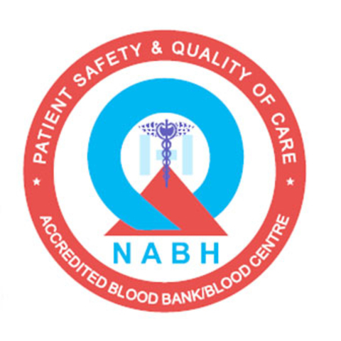 National Accreditation Board for Hospital and Healthcare Providers (NABH) Accreditation (Blood Bank)